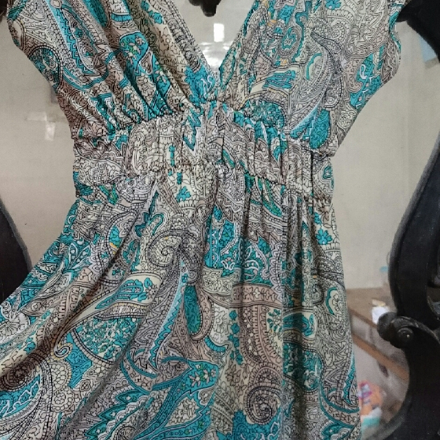 REPRICE!!! 👗 Dress Motif Cantik