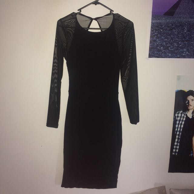 🌟 Kookai Backless Dress