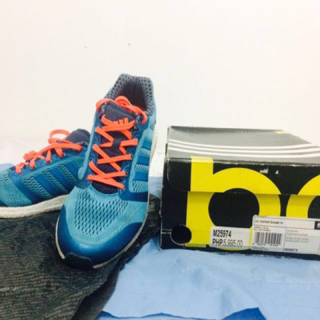 !!REPRICE!! Adidas climachill rocket boost