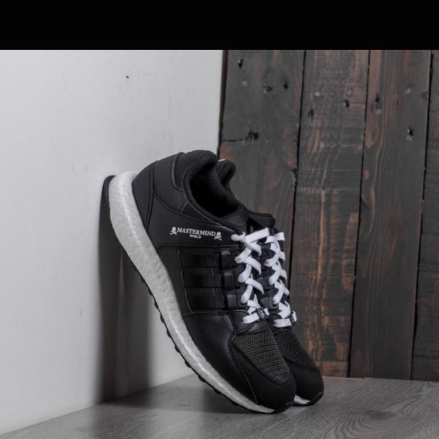 歐洲預代購~Adidas Originals X Mastermind World EQT Support Ultra~數量有限