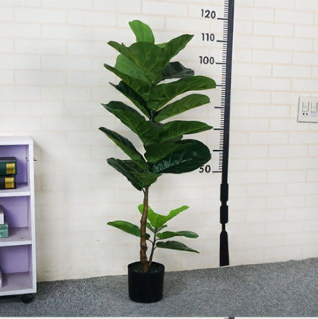 Artifical 1.5m fiddle fig