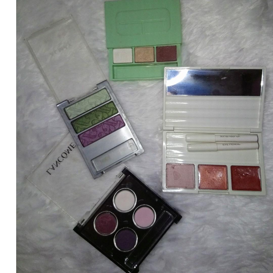 Assorted Branded Makeups