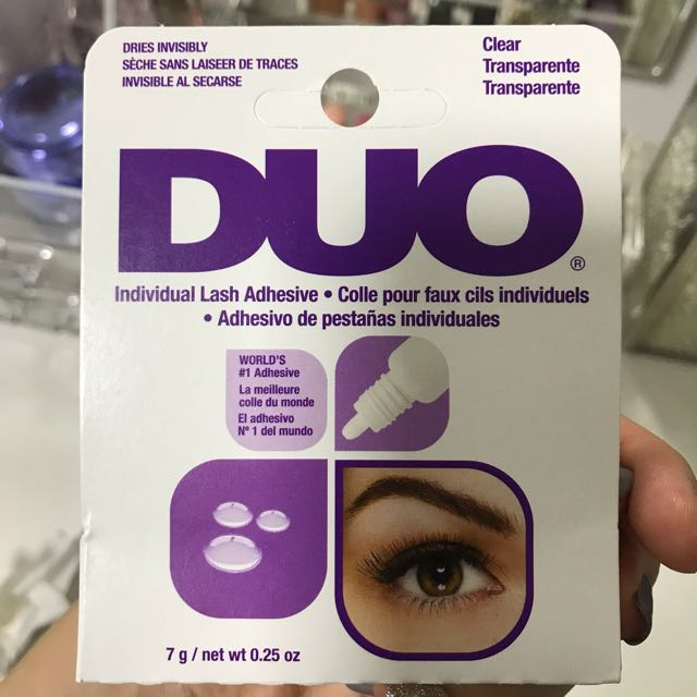 cd2fe89e6db Authentic Duo Individual Lash Adhesive, Health & Beauty, Makeup on ...