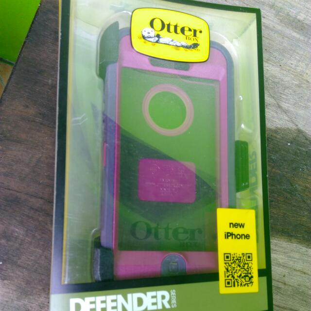 Authentic Otterbox Defender Series for iPhone 5