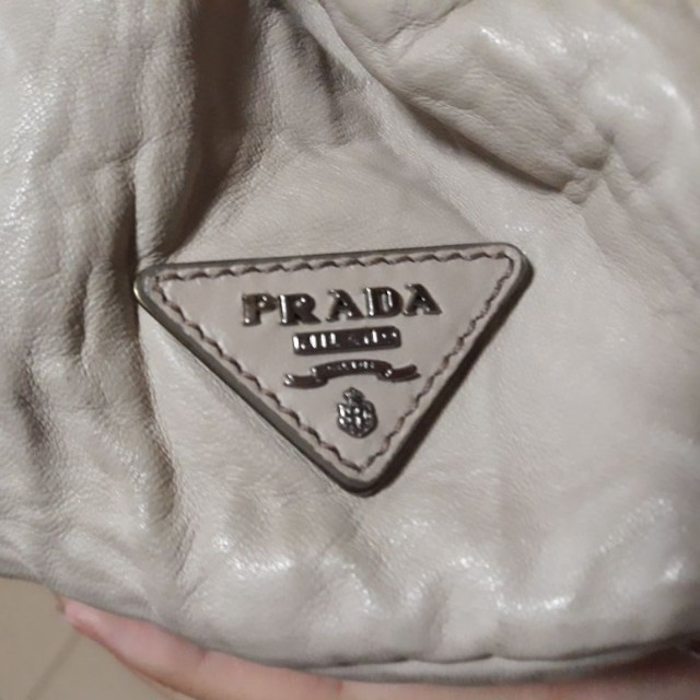 REPRICED Authentic Prada Bag Only