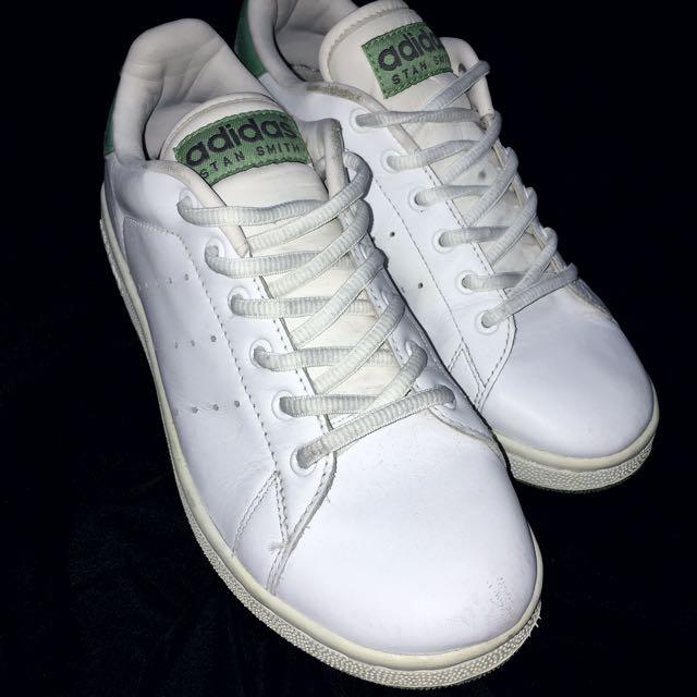 Autentico Stan Smith Adidas, Preloved Di Moda Femminile, Le Scarpe