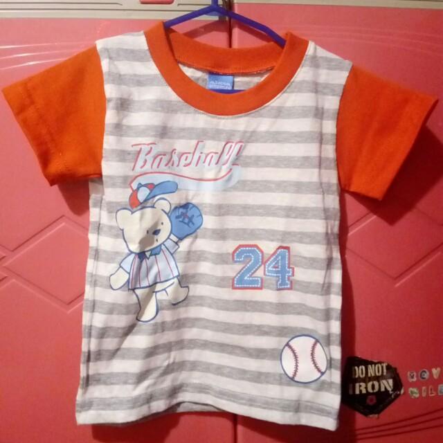 Baby Armstrong shirt