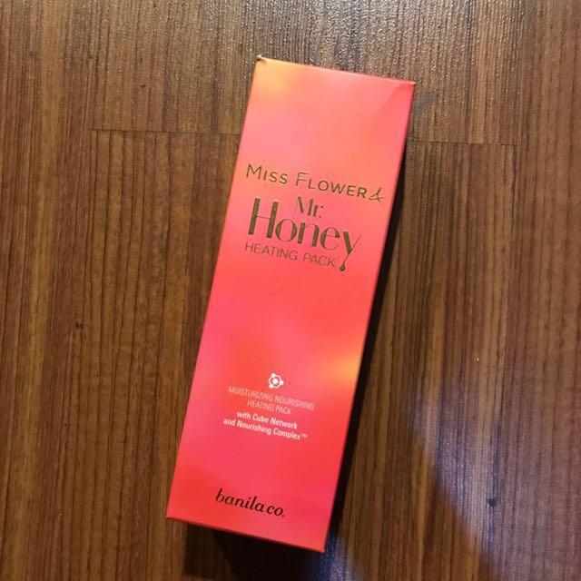Banila co. Miss Flower & Mr. Honey Heating Pack
