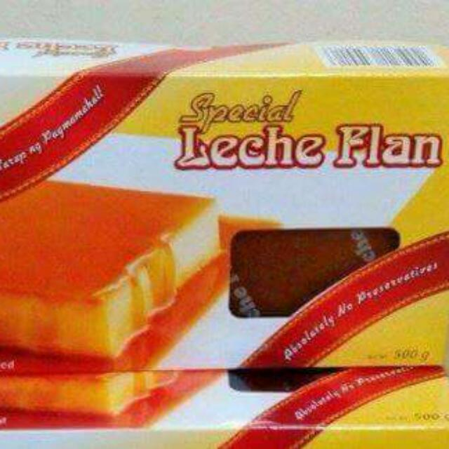 Best Seller Leche Flan And Ube