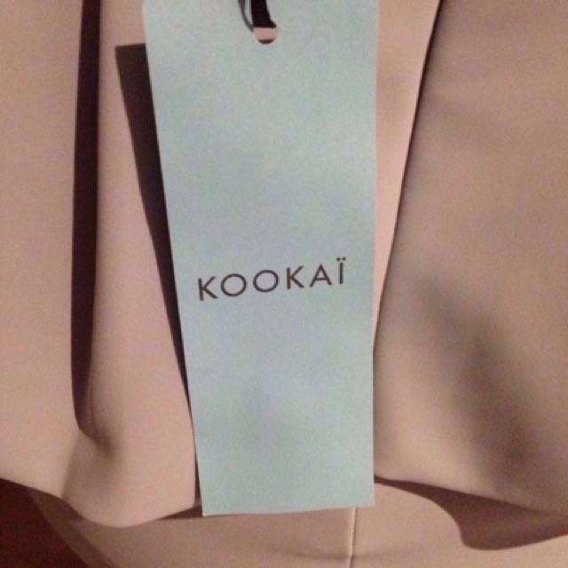BNWT Kookai dress