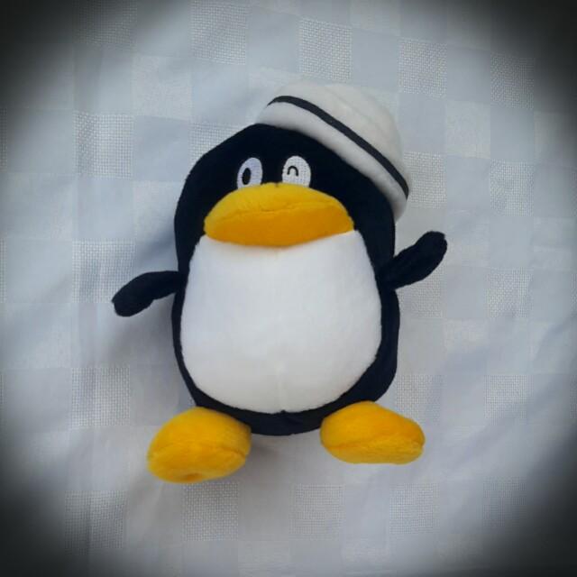 Boneka pinguin murah