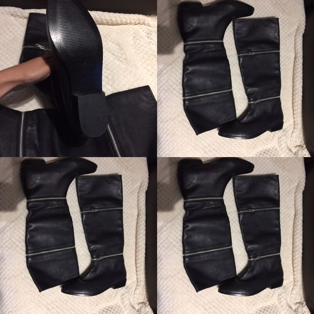 Boots size 7 never worn