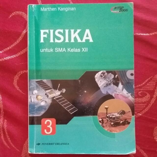 buku Fisika kelas 12