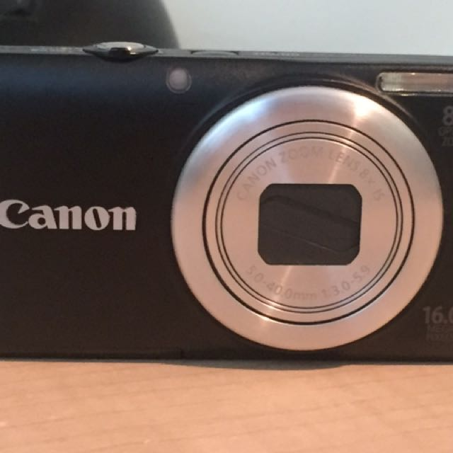 Canon power shot