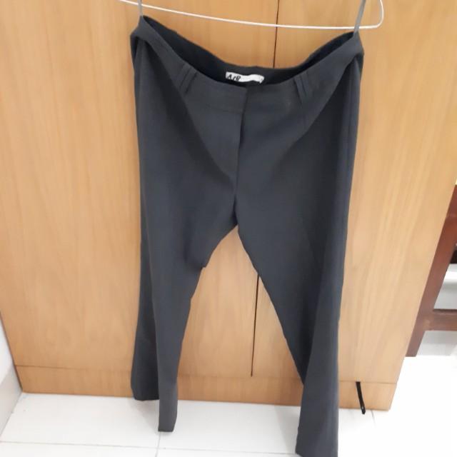 Celana bahan ACCENT ukuran 28