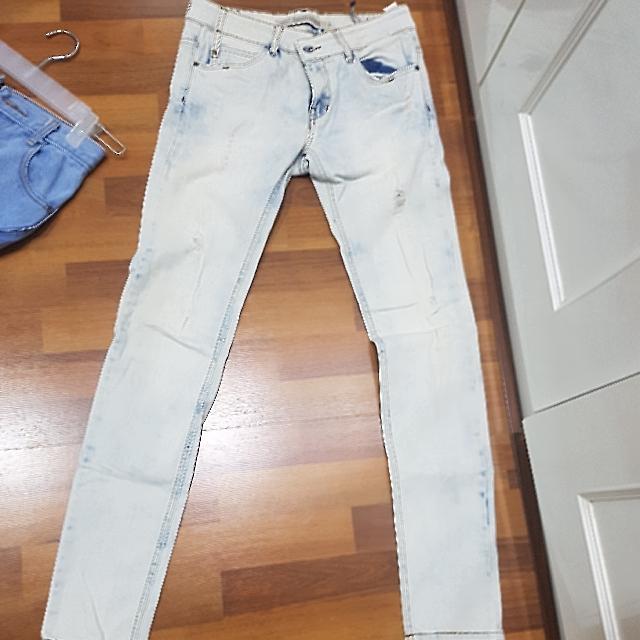 celana panjang Zara ori