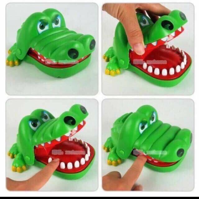 Crocodile Dentist