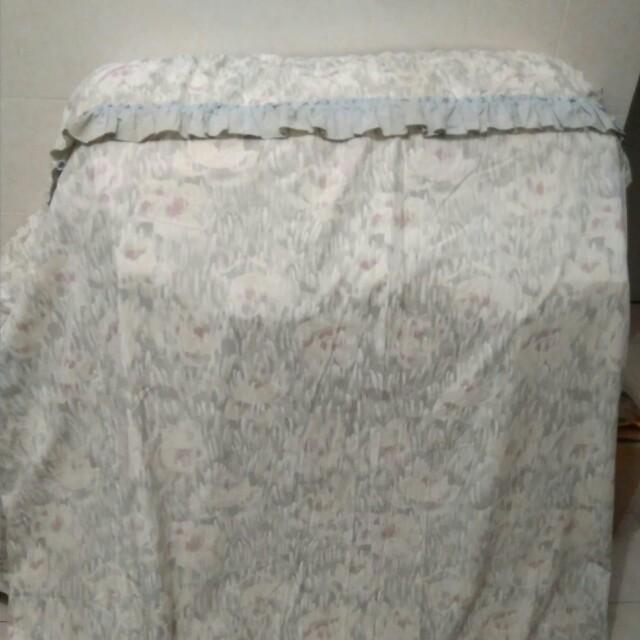 Curtain..