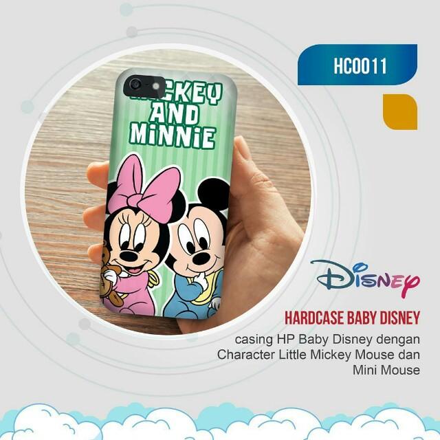 Custom case hape Baby Mickey