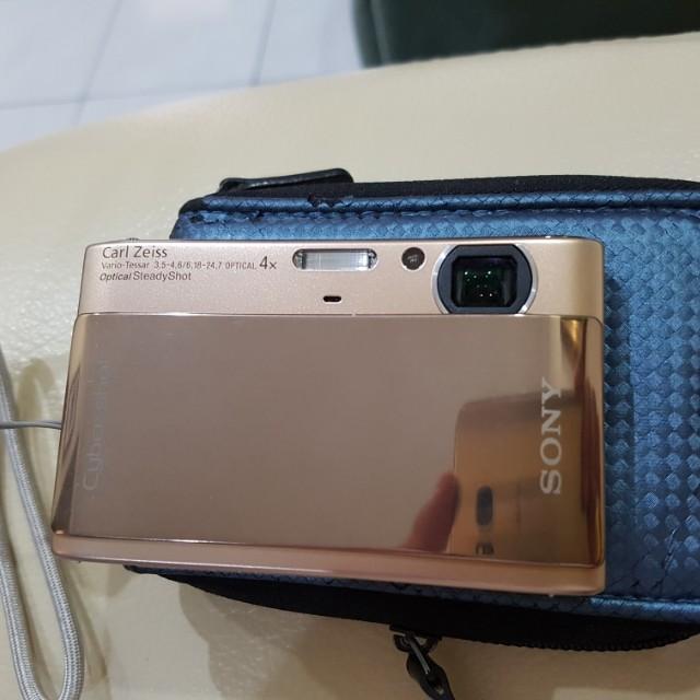 Digital camera pocket size, merk Sony.