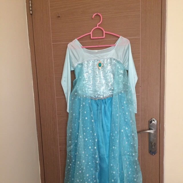 Dress elsa frozen
