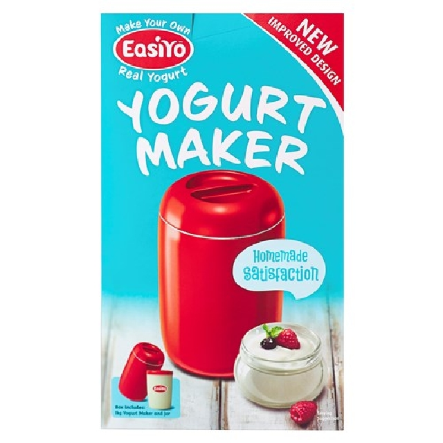Easiyo Yoghurt Maker Real Yoghurt