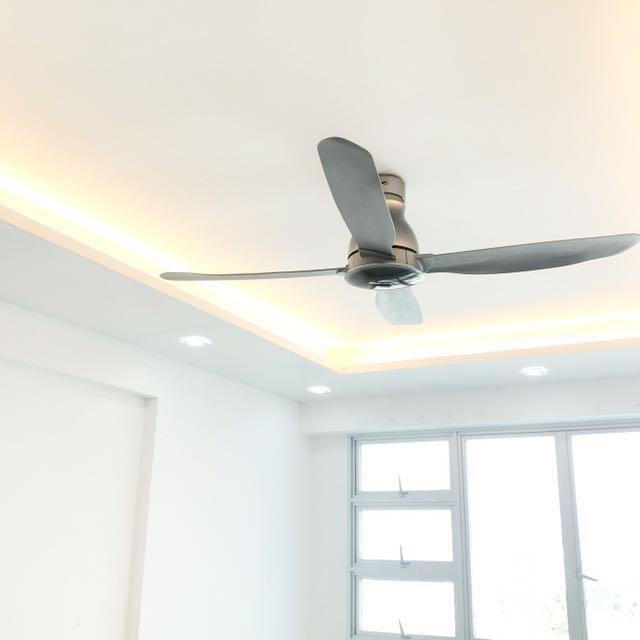 Direct Contractor False Ceiling L Box Cornice Light Home