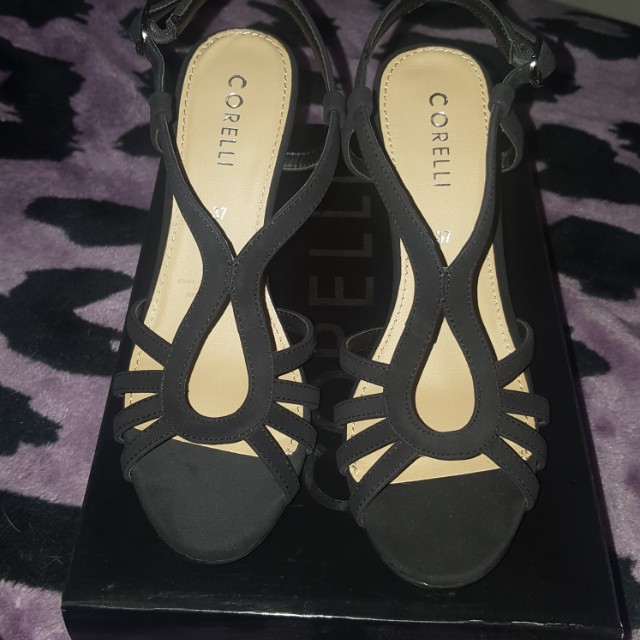 Felisha size 37 black Corelli