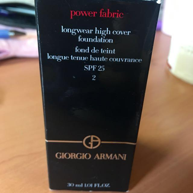 Giorgio Armani完美絲絨水慕斯 #2