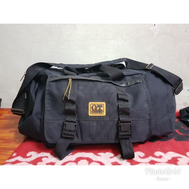 744e6a90e3 G.T Hawkins Travel Bag, Men's Fashion, Bags & Wallets on Carousell