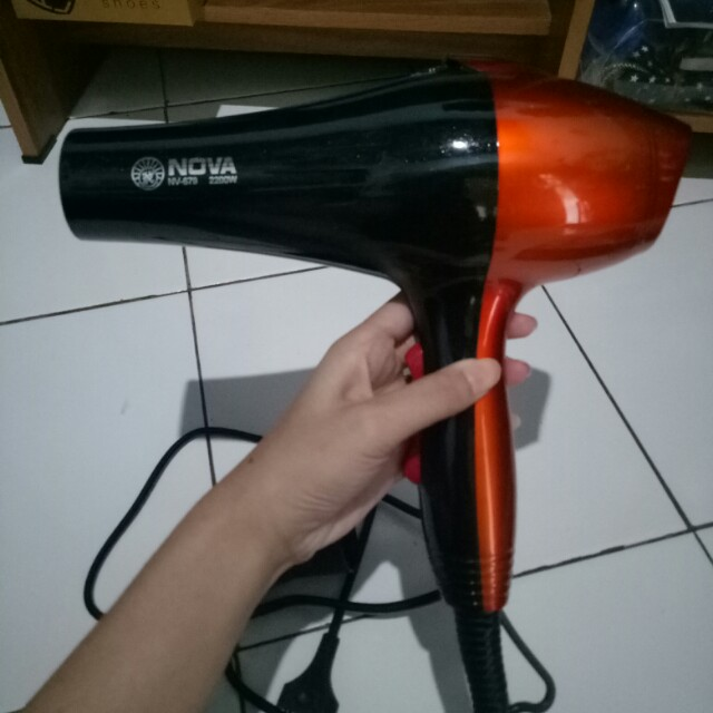 hair dryer nova