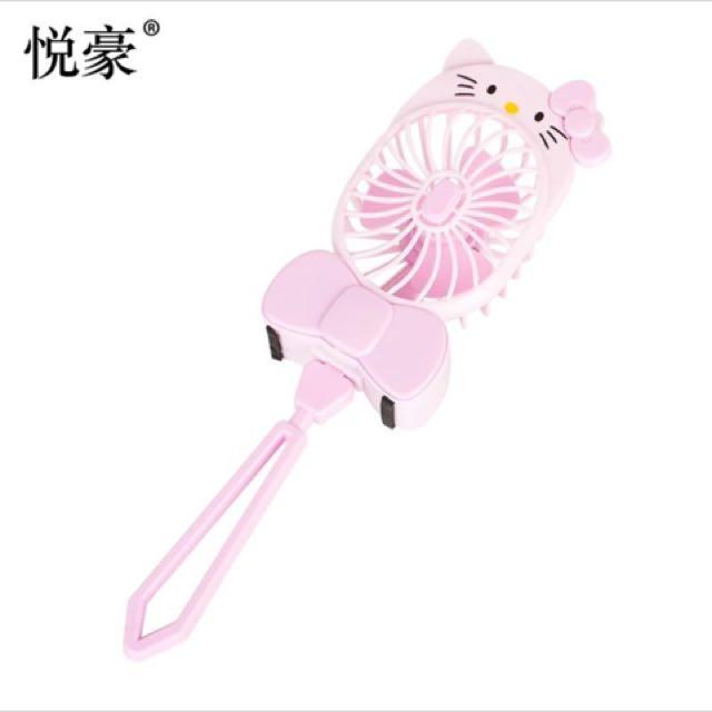 Hello Kitty  Electric Hand Fan