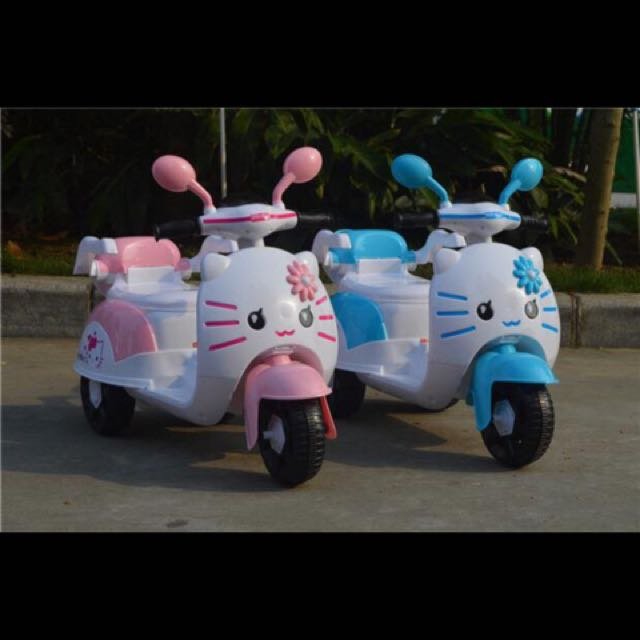 Hello Kitty Motorbike for kids