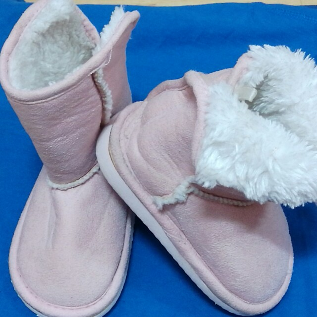 H&M baby soft boots