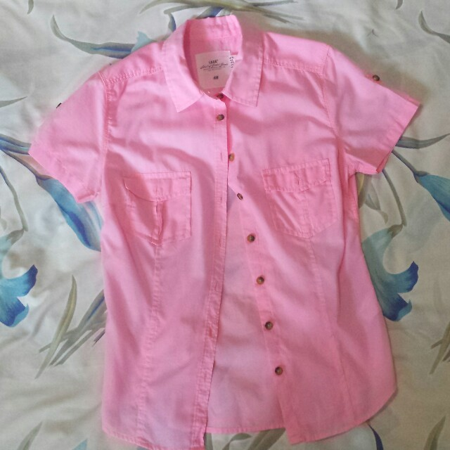 H&M button down polo