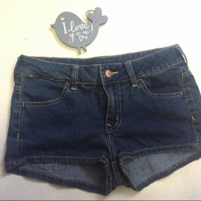 MARKED DOWN H&M Divided Denim Shorts