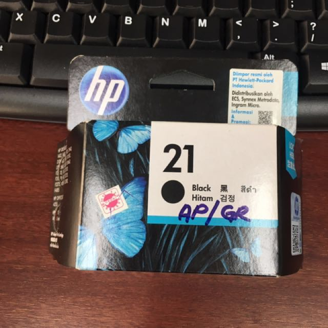 Hp Inkjet Print Cartidge