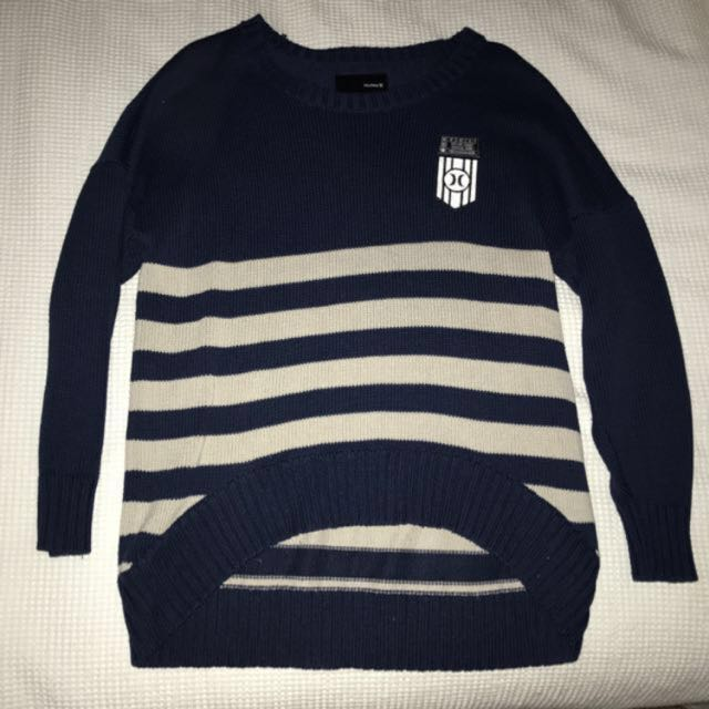 Hurley Knitted Jumper Size XS Women's