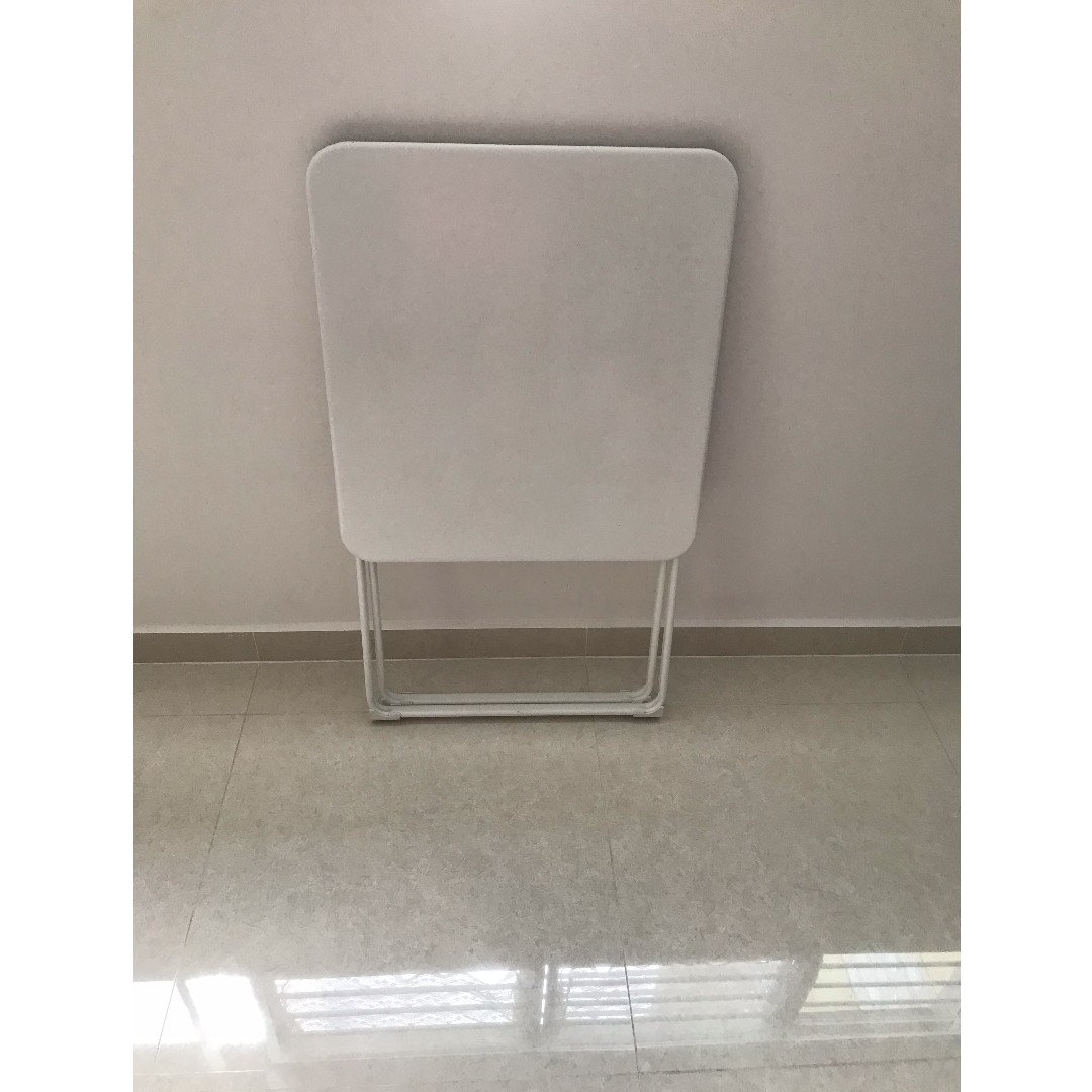 Ikea Foldable Table Furniture Tables Chairs On Carousell