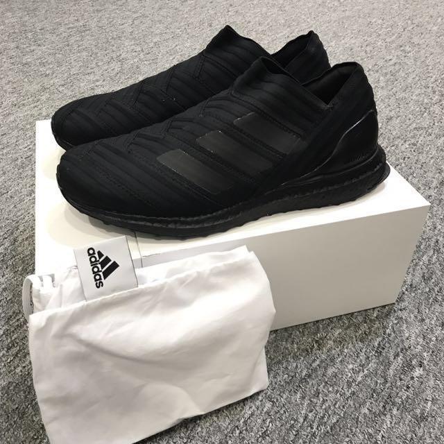 ef45dba47 Black feature sale 20dc3 f46a2 INSTOCK Adidas Ultra Boost X NEMEZIZ TANGO 17  FOOTWORK ADIDAS NEMEZIZ TANGO 17+ 360 AGILITY ...