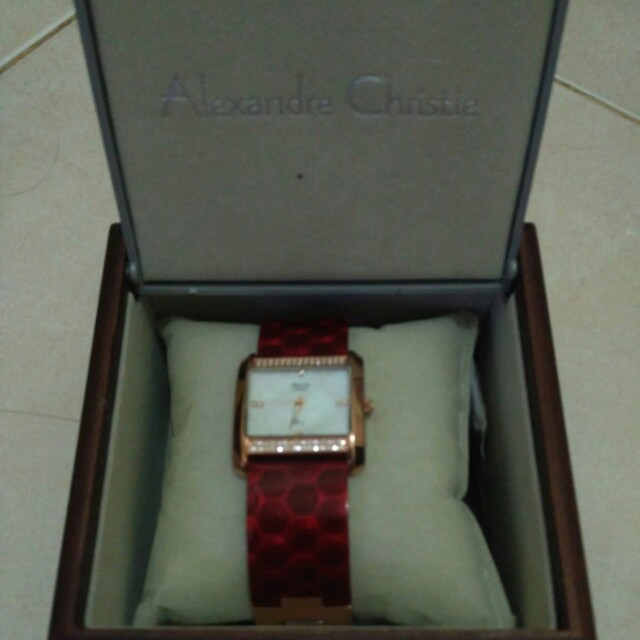 Jam tangan Alexander Christie Orie
