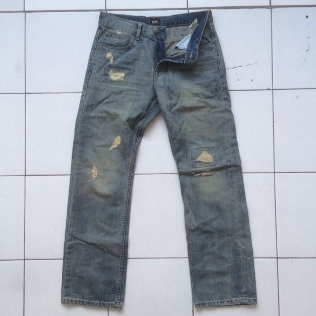 Jeans Lee Ripped Style