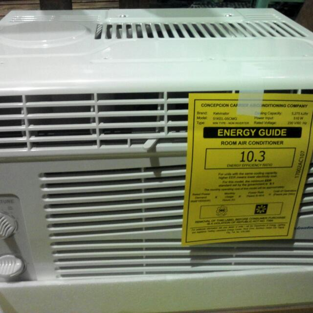 aircon (Negotiable)