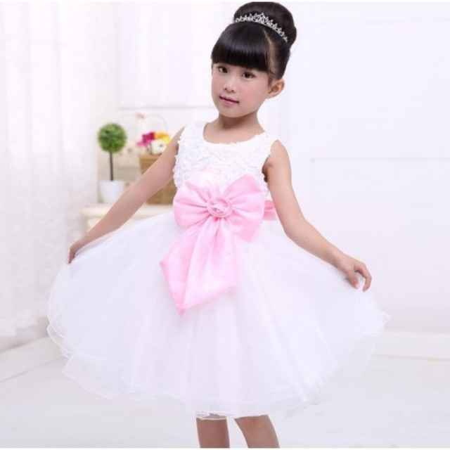 Kids girl princess dress last piece