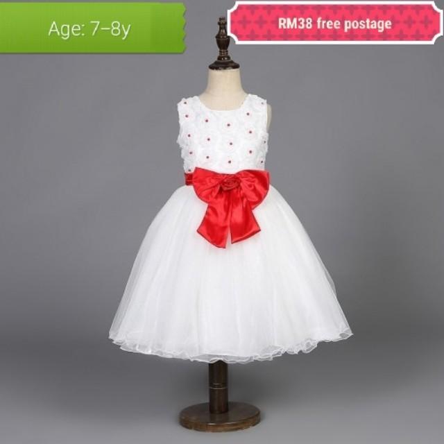 Kids girl princess dress last piece