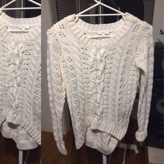 Knitted jumper xxs