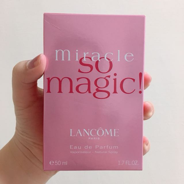 LANCÔME - miracle so magic