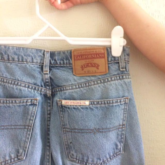 Levi Strauss & Co. Jeans