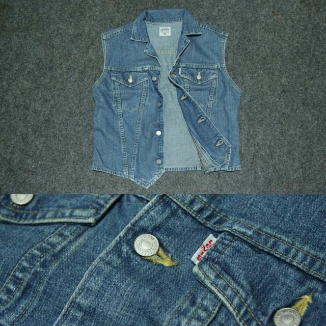 Levis Jeans Vest