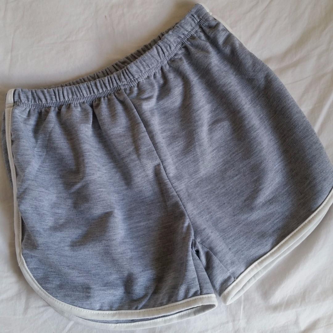 Light grey shorts